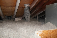 Air Sealing and Insulating the Attic