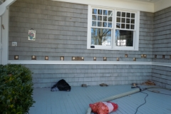 Insulating Exterior Walls (Dense Pack Cellulose)