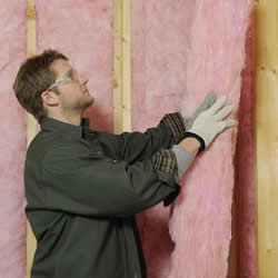 Blanket batt and roll insulation egg energy systems for Blanket insulation basement walls