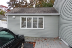 Siding with Stone Front-Alside